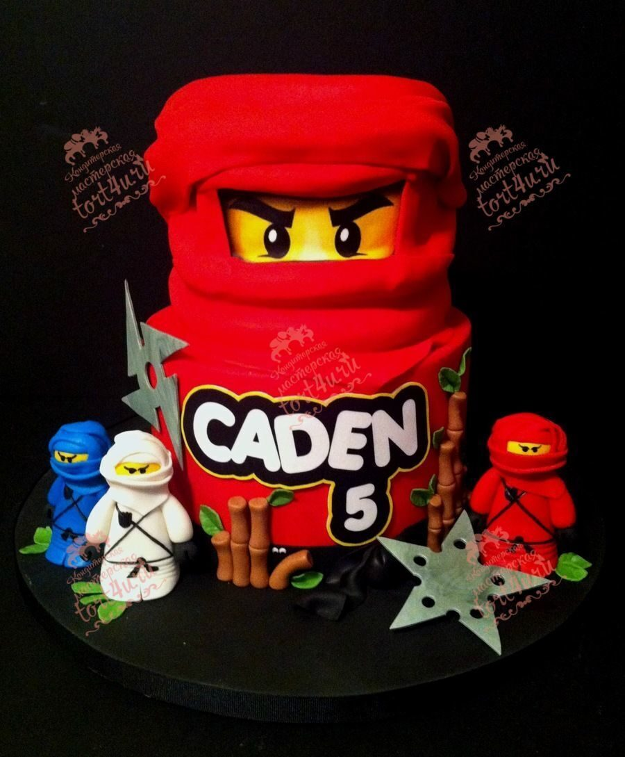 Ninjago Cake Decorations Amazoncom