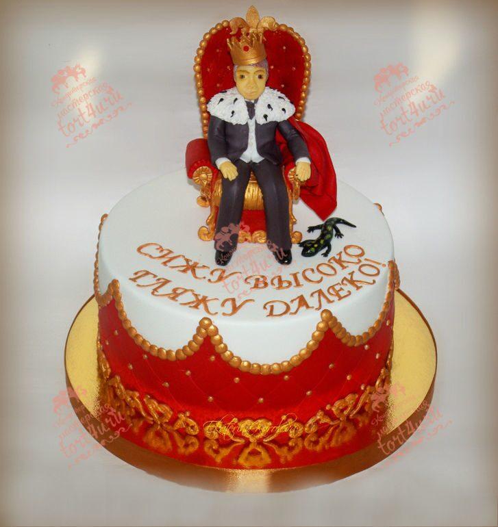 Фото тортов короля тортов