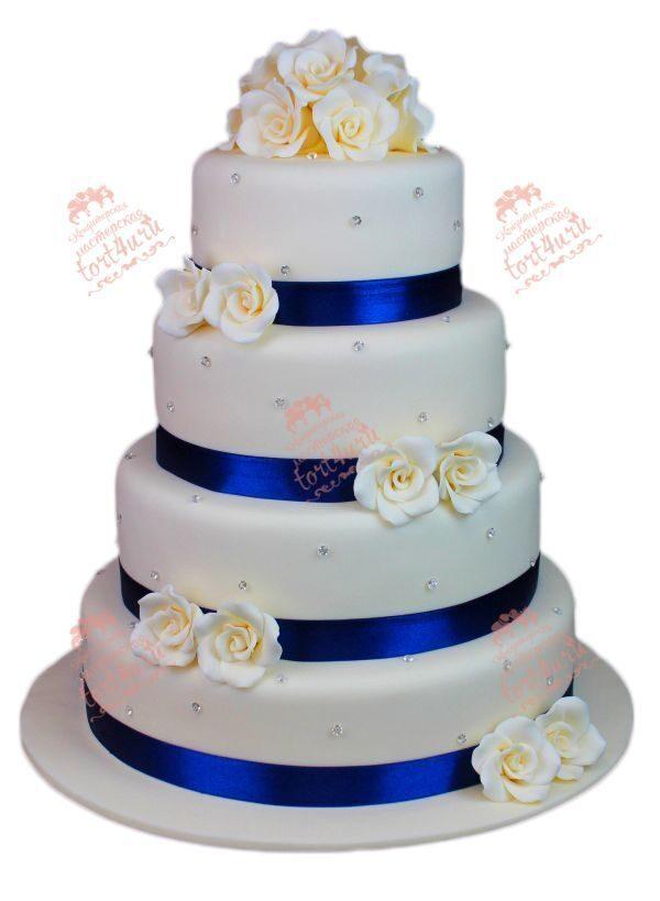 Недорогие торты на свадьбу москва