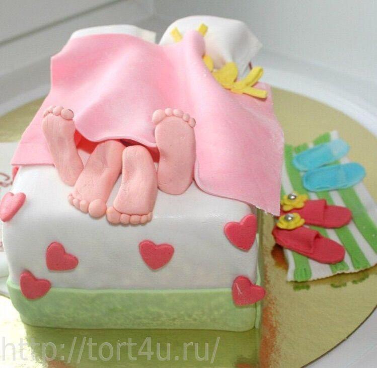 Сиська торт