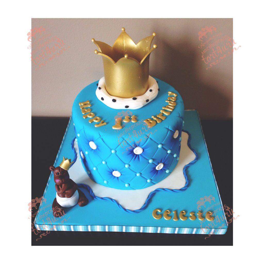 Заказ тортов на день рождения на годик