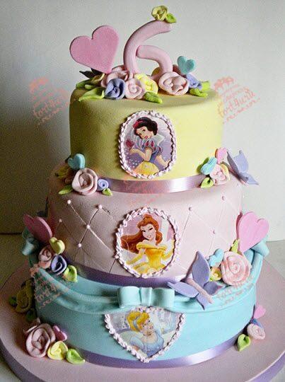 как приготовить торт дисней