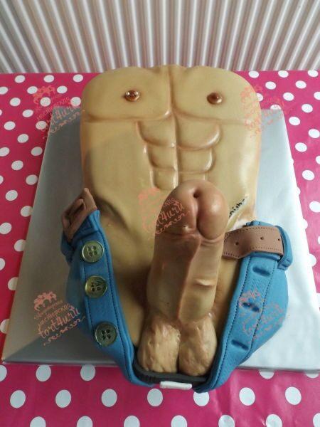 Торт мужской половой орган фото