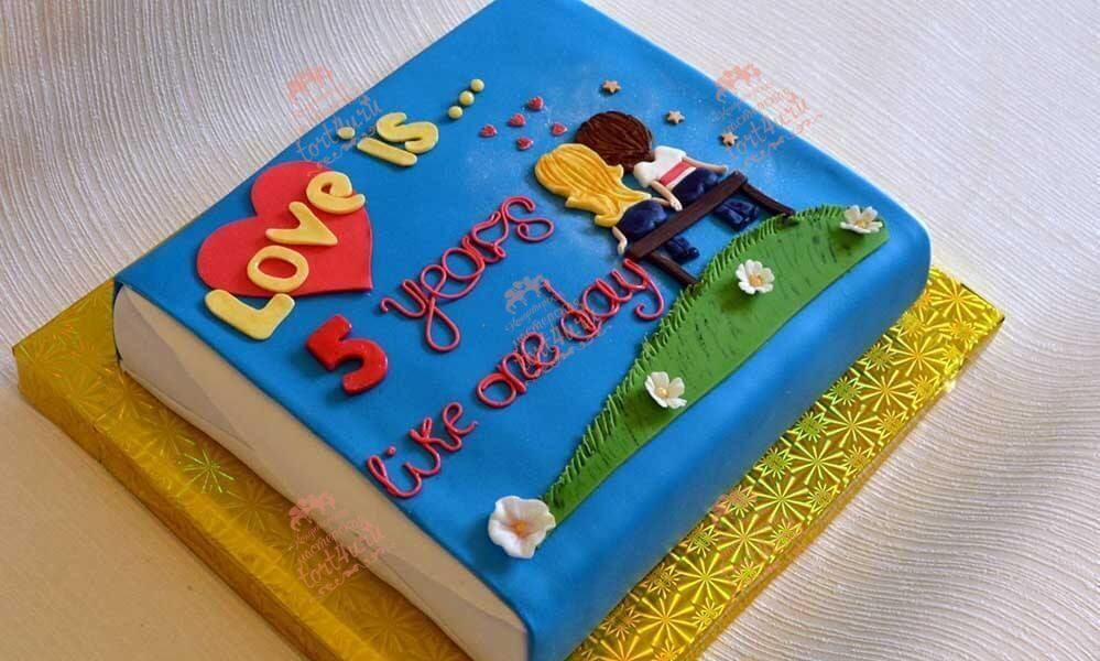 Тортик на годовщину свадьбу фото