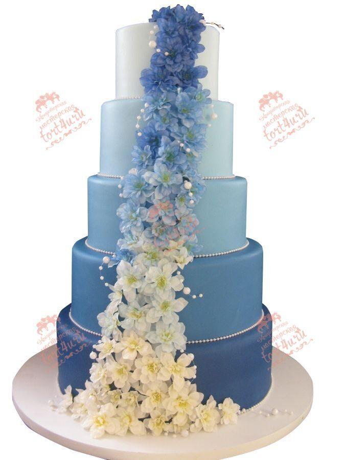 Торт на свадьбу заказать в москве недорого