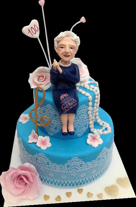 Картинки торта с днем рождения бабушке, открытки